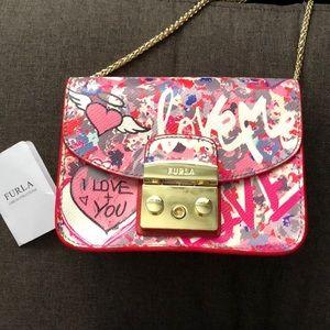 Furla crossbody purse